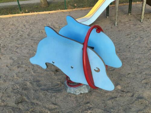 Gungdjur delfiner